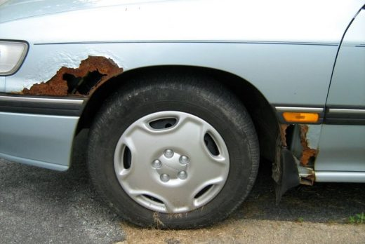 Five Tips on How to Stop Rust and Maintain Your Car